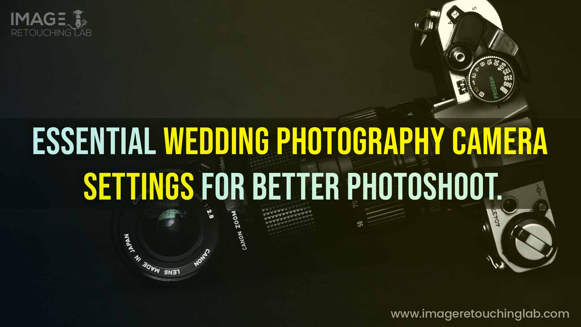 Essential Wedding Photography Camera Settings for Better Photoshoot