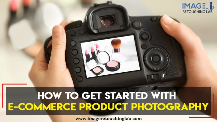 How to get started with e-commerce product photography
