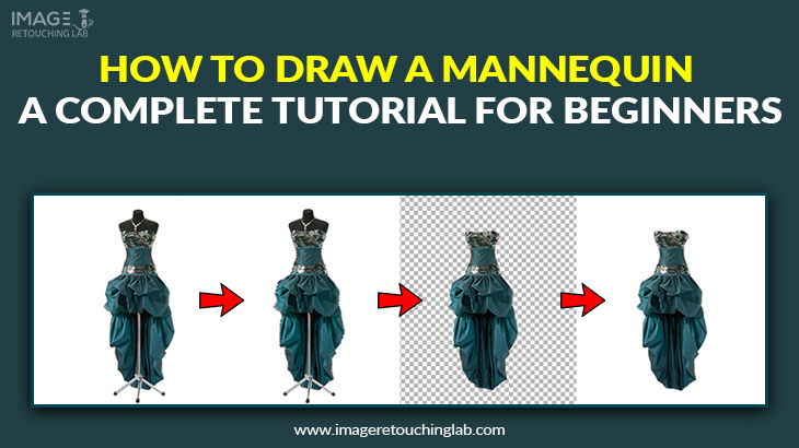 How to draw a mannequin | A Complete Tutorial for Beginners