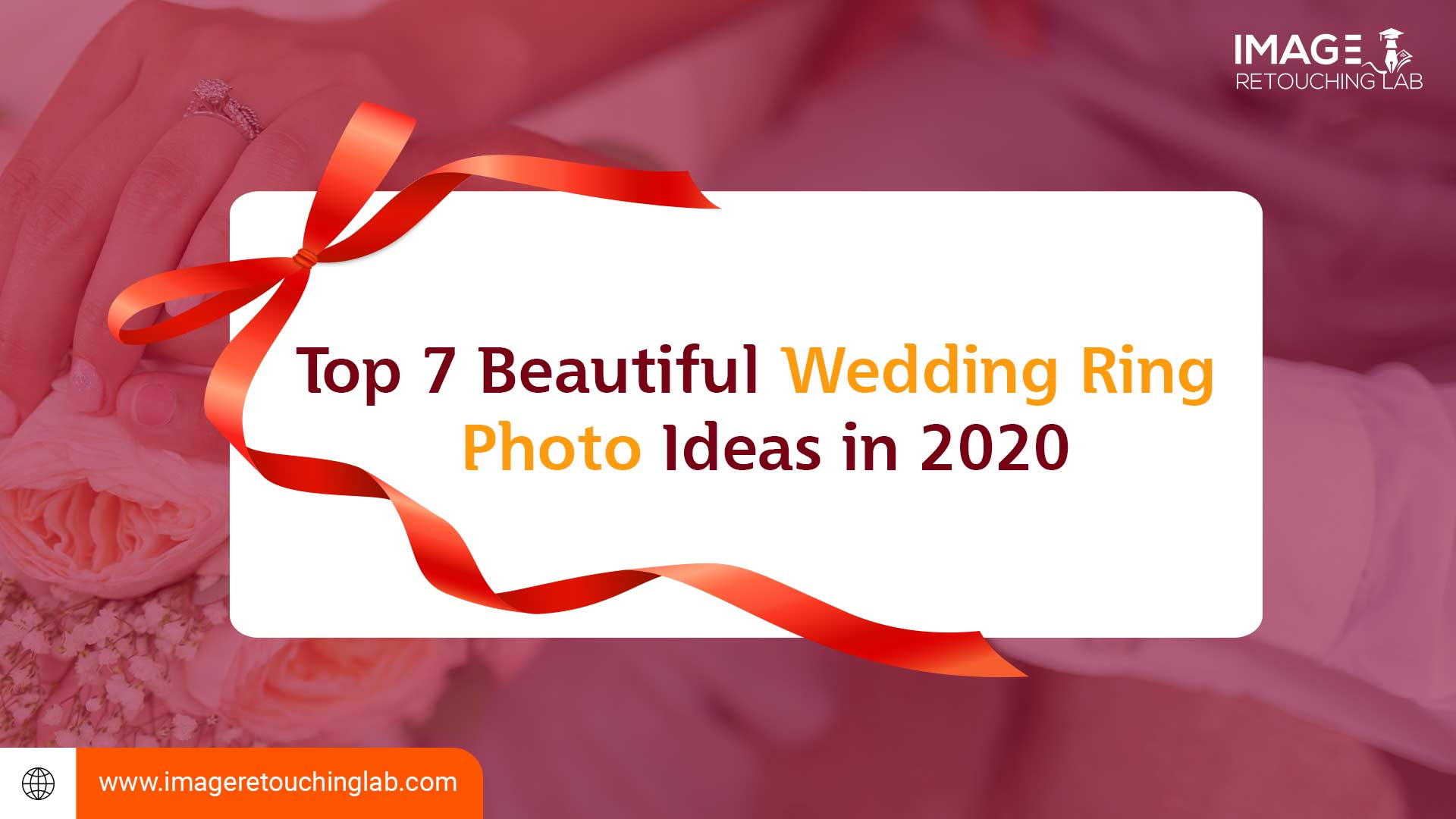 Top 7 Beautiful Wedding Ring Photo Ideas in 2020