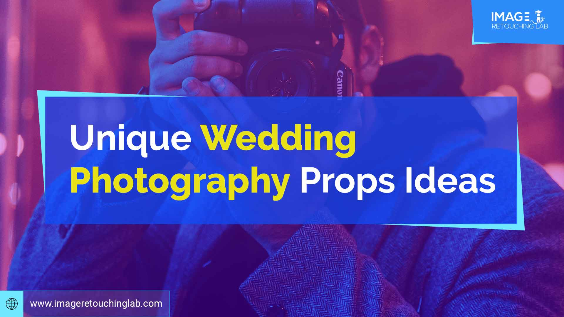 Unique Wedding Photography Props Ideas In 2020